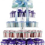 Cupcake cake tower the easy way
