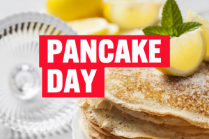 British pancake day