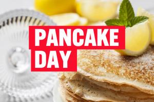 British pancake day